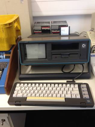 Signal Lab: a rare portable Commodore