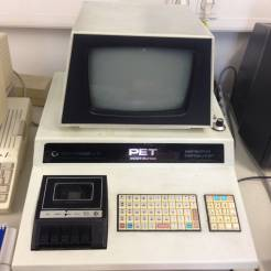 Signal Lab: Commodore PET